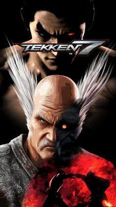 Tekken 7, 99 Problems, Last One, Crossover, Jin, Movies, Movie Posters, Instagram, Audio Crossover