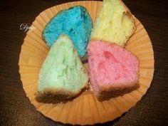 Das perfekte Bunter Fantakuchen für den Kindergeburtstag (Blechkuchen/Muffins)-Rezept mit einfacher Schritt-für-Schritt-Anleitung: Backofen auf 190°…