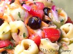 Easy Tortellini Salad