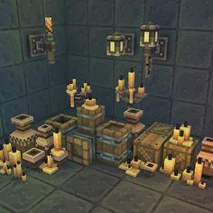 3D Pixel Dungeon Deco Set 01 by bitgem