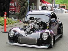 Willys chopped and blown