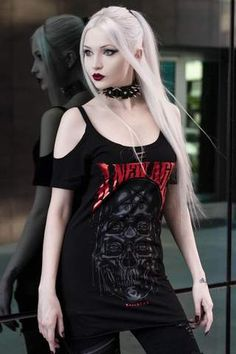 Punk Outfits, Mode Outfits, Girl Outfits, Hot Goth Girls, Gothic Girls, Punk Girls, Goth Beauty, Dark Beauty, Steam Punk