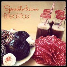 sprinkle breakfast