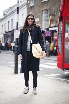 Tracy in London!  Fotos de street style en Portobello Londres