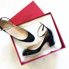 Valentino tango heels