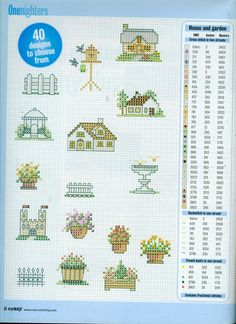 Cross Stitch Crazy 050 сентябрь 2003 + приложение 50 most wa