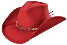 Bullhide Emotionally Charged Wool Cowgirl Hat - Sheplers