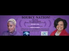 Source Nation! Join us in The Ladies Lounge with Kathy B as she welcomes Jacqueline Woodard into the studio to share tips and advice on how you can take your startup business and small business to the next level.  You've heard it here from your favorite radio station Source Radio Network.  @trecie_jeffcoat @kathylynn1971 @srnetwork_ @indiesoulsats @n4kynne @tsmitchellpower @docswag06 @jaketrab