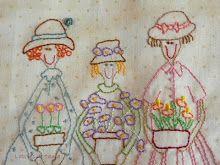 Labores de Tania: Bolso para Reyes