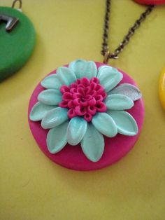 Mothers' Day Polymer Clay Crafts