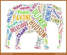 Website that lets you chose your shape and fill it with words -even better than wordle! So cool!