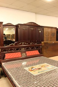 Find This Pin And More On Furniture Store | Bedstead In Murpur By 0megahs.