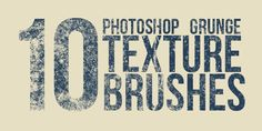 TweetSumoMe Friends, it's time we get some Photoshop brushes. Here's a set of 10…