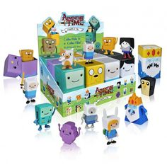 Adventure Time Figural Tin Mystery Minis: Case