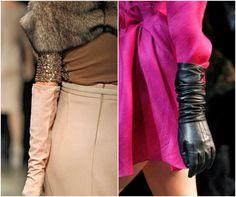 Invitadas elegantes.. y con guantes! | A todo Confetti - Blog de BODAS y FIESTAS llenas de confetti