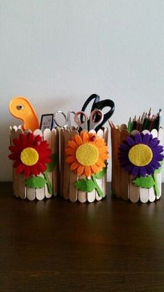 popsicle stick crafts , popsicle stick crafts for kids , popsicle stick crafts for adults , popsicle stick crafts for preschoolers Popsicle Stick Crafts For Kids, Craft Stick Crafts, Preschool Crafts, Felt Crafts, Easter Crafts, Diy And Crafts, Kids Crafts, Craft Kids, Popsicle Sticks