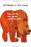 Brown Bear, Brown Bear, What Do You See? by Bill Martin Jr and Eric Carle {affiliate link} Eric Carle, The Animals, Baby Animals, Wild Animals, Good Books, Books To Read, 100 Best Books, Best Toddler Books, Bill Martin