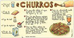 Churros!!!thnx