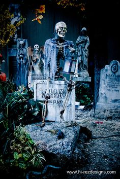 Hi-Rez Haunt - Our house 2012, via Flickr.