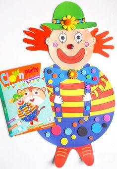 {Carnaval en folie} Clown party