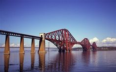 Forth Bridge could receive World Heritage status