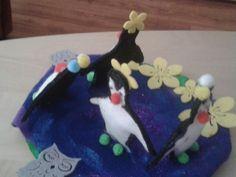 Pinguin Teller