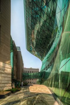 Ayuntamiento de Seul / iArc Architects Seoul New City Hall / iArc Architects – Plataforma Arquitectura