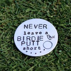 Personalisierte Golf-Kugel-Markierung. von JustJaynes auf Etsy