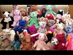 0bdac0e67ab My Collection of Beanie Babies - YouTube Most Expensive Beanie Babies