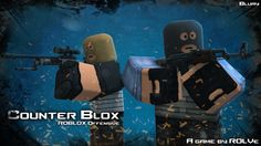 Counter Blox Roblox Offensive - Roblox