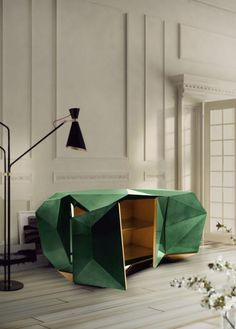 BOCA DO LOBO furniture is an exclusive emotional experience, a sense of belonging and a state of mind. We strive to encourage sensational experiences by creating beautiful pieces which are passionately inspired and handcrafted in Portugal by a staff that loves what they do; experiences which pass on the feeling of exclusivity.   http://www.bocadolobo.com/en/