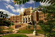 Little Rock Central High School, photo by Mike Anderson for Capture Arkansas