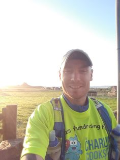 On 16.09.16 we had one of our incredibly brave fundraisers tackle one of the toughest runs around.  Andy Robertson ran the St Oswald's 100 mile ultra-marathon from Holy Island, Northumberland to Chollerford to raise funds for the Charlie Cookson Foundation. Not only this he also managed to WIN THE WHOLE THING too coming a fabulous FIRST PLACE
