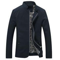 New Fashion Men's Autumn Casual Jacket