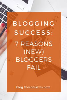 Is it possible today to really grow a successful blog? Here are 7 mistakes many bloggers make and you should avoid for more blogging success.blogging tips, blogging advice, blogging mistakes, blogging for beginners