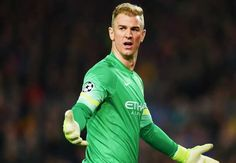 Hart: Manchester City players have let Pellegrini down