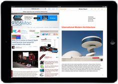 iPad - Split Screen - iOS8