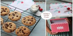 North Pole Wishes Cookies – Chocolate Chip Cookies (Passion 4 baking) North Pole, Yummy Food, Yummy Recipes, Christmas Baking, Hello Everyone, Chocolate Chip Cookies, Muffin, Chips, Favorite Recipes