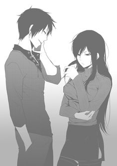 Izaya and Namie asdfghjkl *bangs head against phone*