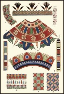 #Egyptian #art #Ornaments