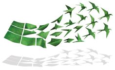 origami illustration - Buscar con Google
