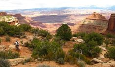 One of Dead Horse's many panoramic shot spots (photo: AK Dan)