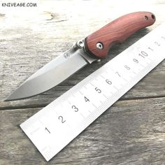 Cheap camping hunting, Buy Quality original folding knife directly from China blade Suppliers: LDT Original Folding Knives Wood Handle Blade Tactical Knife Camping Hunting Survival Knife Outdoor Military Pocket EDC Tools Global Knife Set, Global Knives, The Forger, Welding Design, Trench Knife, Blade Sharpening, Metal Welding, Diy Welding, Hard Metal