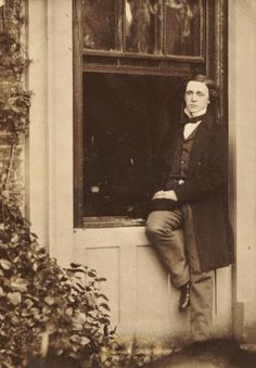 The birth on this day 27th January, 1832 at Daresbury Parsonage in Cheshire, England of Charles Ludwidge Dodson better known as Lewis Carroll. English mathematician and keen photographer who wrote Alice in Wonderland.