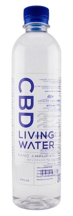 CBD Living Water: CBD Infused H20 | Case - cbdcentro - 2