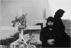 "In the ceremony, Easter Sunday. ""A Greek Portfolio"" © Costa Manos/Magnum Photos"