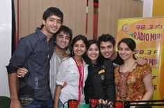 D bst part of my childhood ws watching dis show every week n jst wondering d nyts abt these ppl coz if Raina is my Ideal then shaheer sheikh, sana sheikh, ashish juneja, shweta tripathi & nazneen ghani are my childhood heroes!!!! Luv ya ol 4evr!!! :*