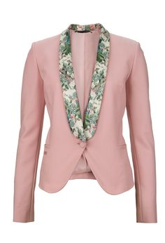 Pink blazer from #PhilippPlein