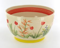 salad bowl from madaboutpottery, Gittit Rad-el