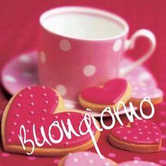 Buongiorno in rosa